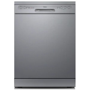 Midea12 Place Setting Dishwasher Stainless Steel JHDW123SFS
