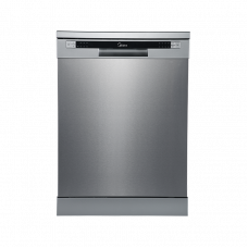 Midea 12 Place Setting Dishwasher - Stainless Steel JHDW122FS