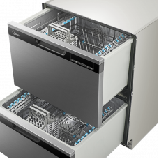 Midea Double Drawer Dishwasher JHDWDD14SS