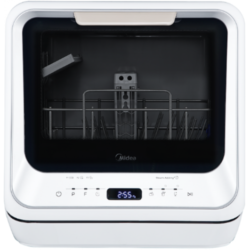 Midea Mini Dishwasher White JHMINIDWWT