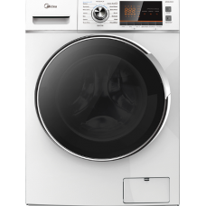 Midea All-in-One Washer and Dryer Combo - 10KG Washer / 7KG Dryer DMFLWD10S