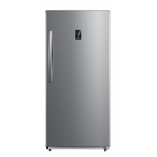 Midea 418L Upright Fridge or Freezer Stainless Steel JHSD418SS