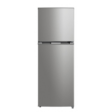 Midea 239L Top Mount Fridge Freezer Stainless Steel JHTMF239SS
