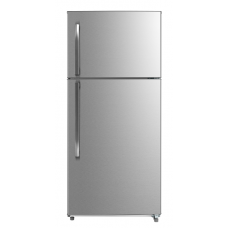 Midea 535L Top Mount Fridge Freezer Stainless Steel JHTMF535SS