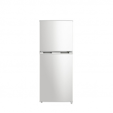 Midea 207L Top Mount Fridge Freezer White JHTMF207WH