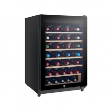Midea Wine Cooler 45 Bottles - Wooden Shelves  JHJC130