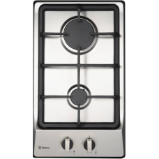 Parmco 300mm Domino Hob, Gas, Stainless Steel HO-1-2S-2G