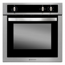OV-1-6S-GAS 600mm Gas Oven, 4 Function, Stainless Steel