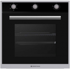 Parmco 600mm 70Litre Oven, 8 Function, Stainless Steel OV7-2-6S-8