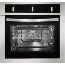 Parmco 600mm 58Litre Oven, 5 Function, Stainless Steel OX-1-6S-5