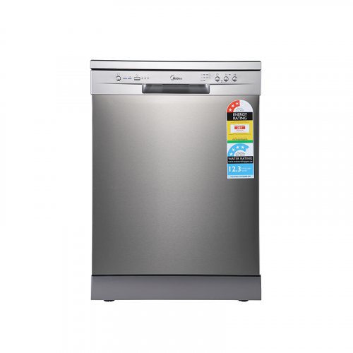 Midea 14 Place Setting Dishwasher Stainless Steel Jhdw143fs